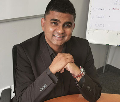 Greg Naidoo joins Inspired Testing to spearhead recruitment drive