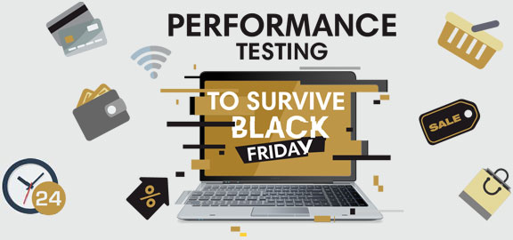 Performance testing for #BlackFriday
