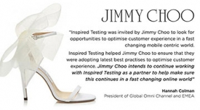 NEWS: Dynamic Technologies resoles Jimmy Choo