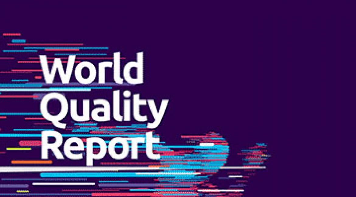 Insights into trends noticeable from the Capgemini World Quality Report over the last 5 years.