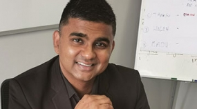 NEWS: Greg Naidoo joins Inspired Testing to spearhead recruitment drive