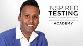 NEWS: Inspired Testing unveils new training academy